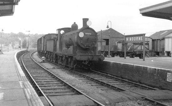 wimborne-railway-station | Charles Castleman
