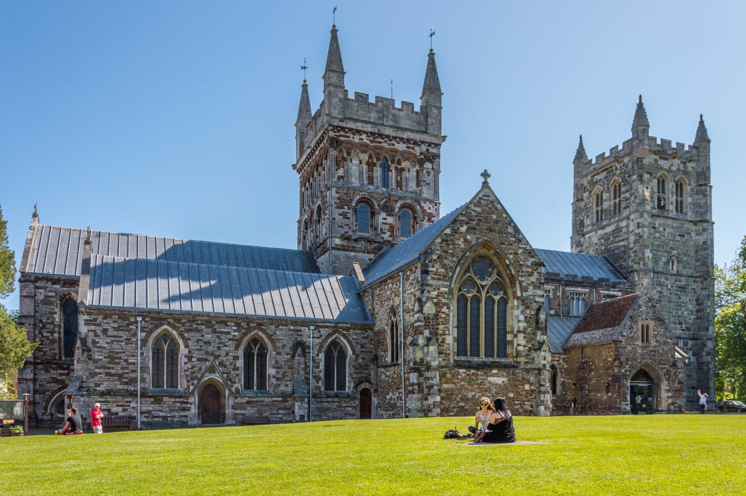 Wimborne Minster by Jack Pease | Christchurch