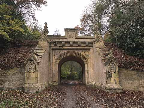 Lady Canford Bridge near Wimborne | Charles Castleman
