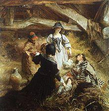 220px-Day_of_Sedgemoor_The-Edgar_Bundy | The Monmouth Rebellion in Dorset