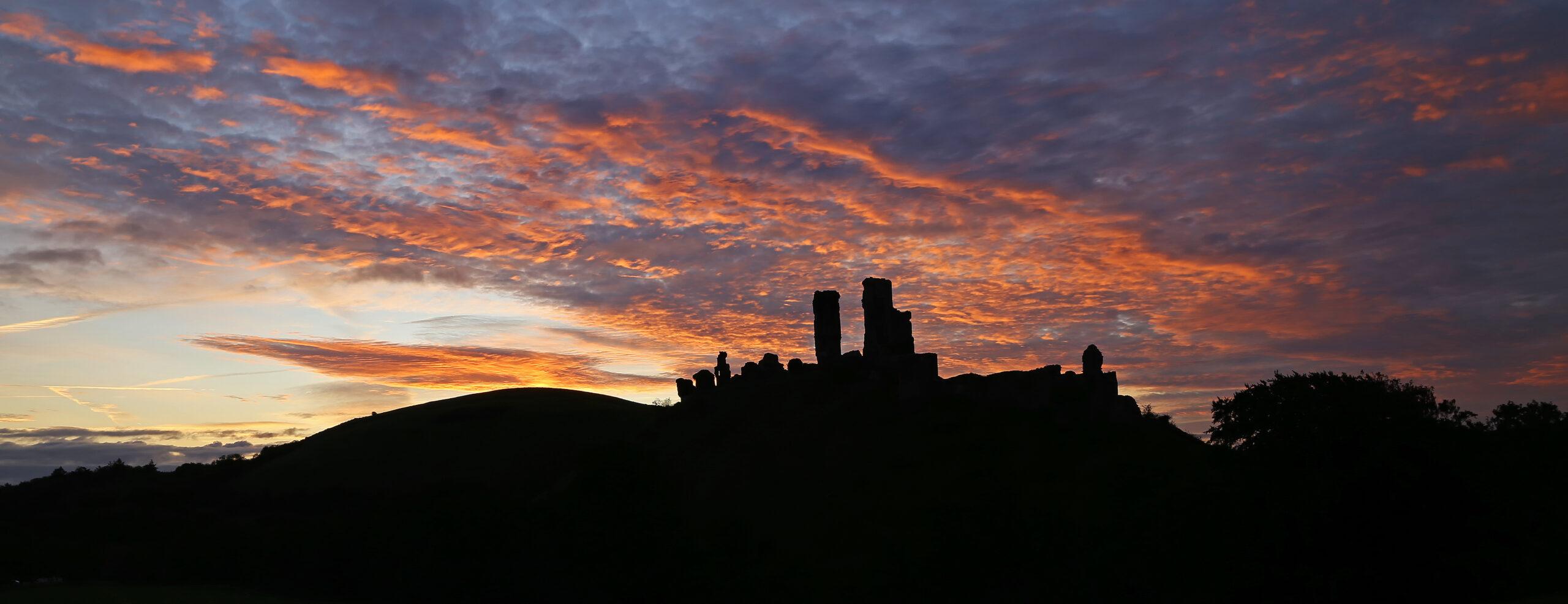 New Day   Corfe Castle