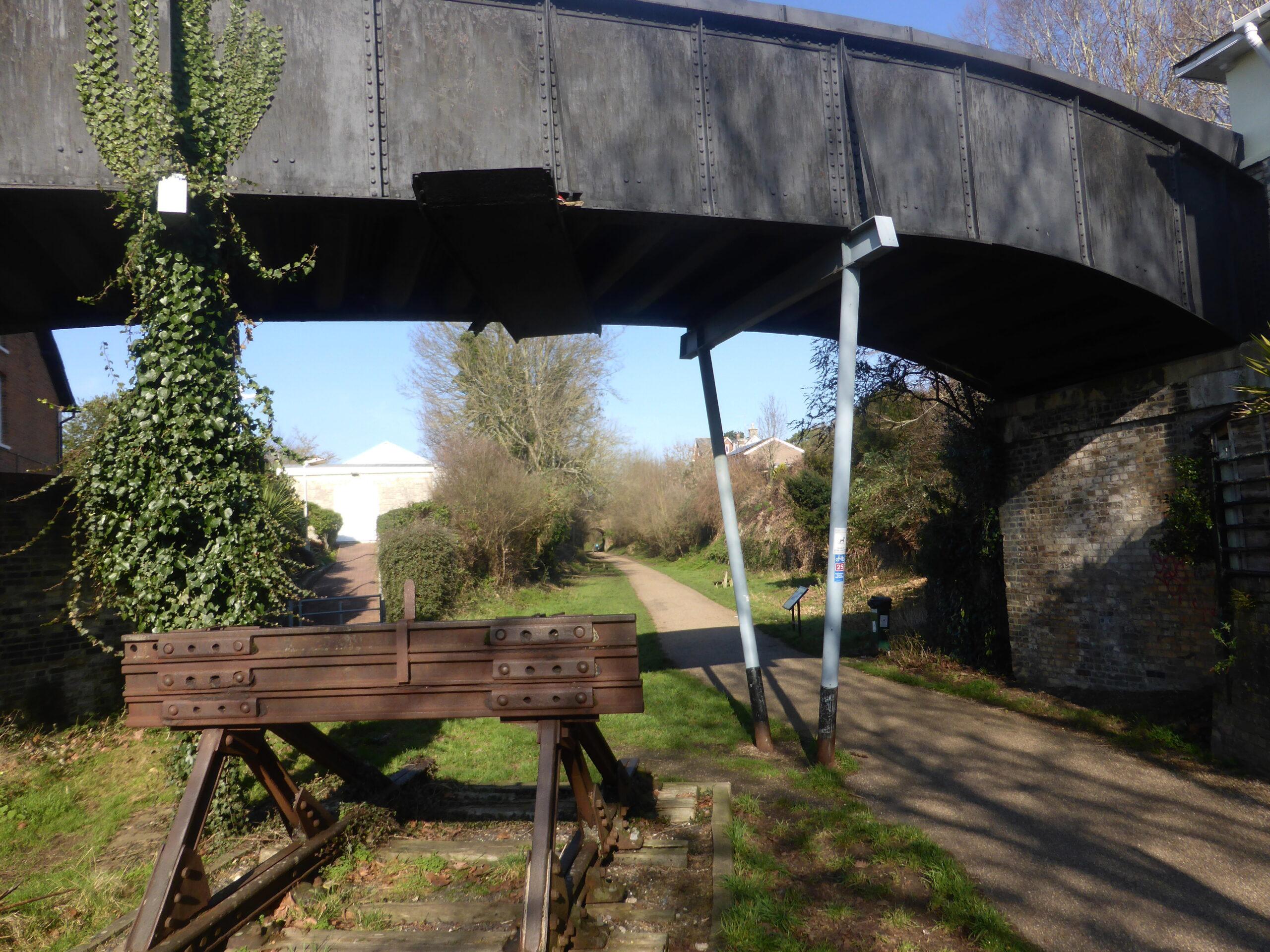 North Dorset Trailway at Blandford Forum | Blandford Forum