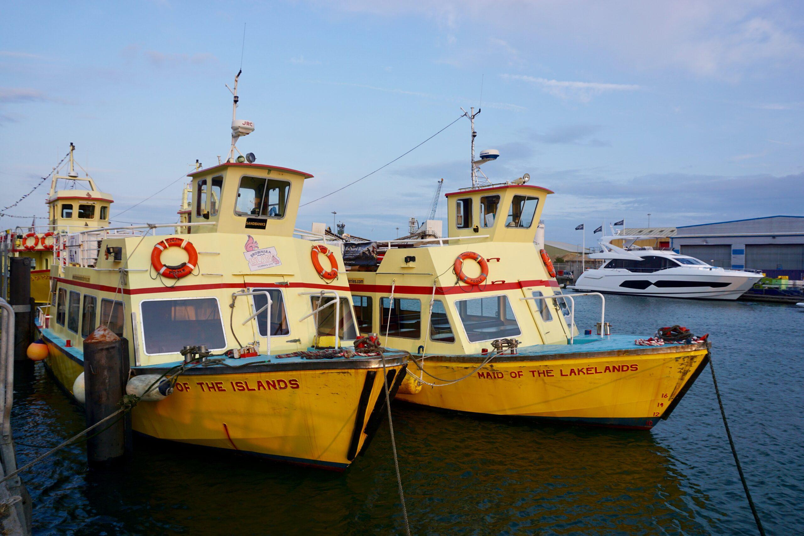 Brownsea Island Ferries | Brownsea Island