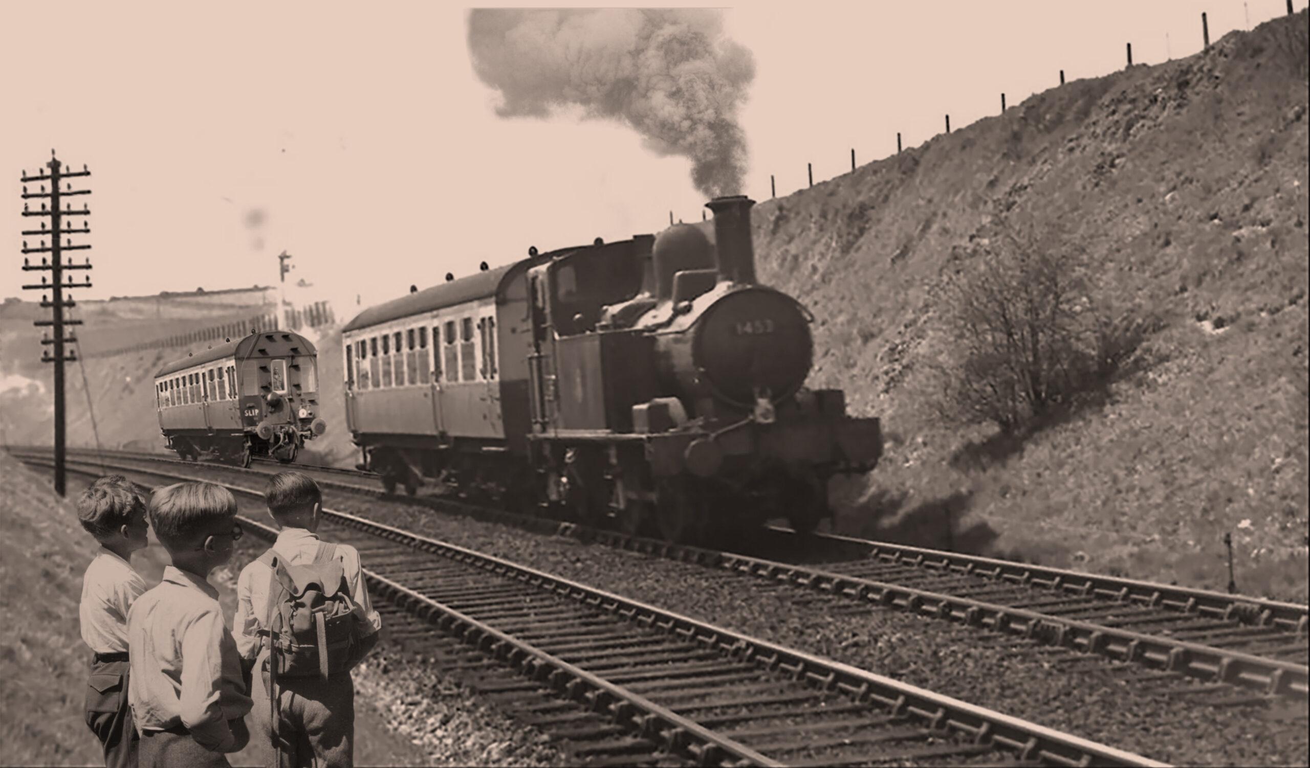 Slip Coach | The Corkscrew Railway