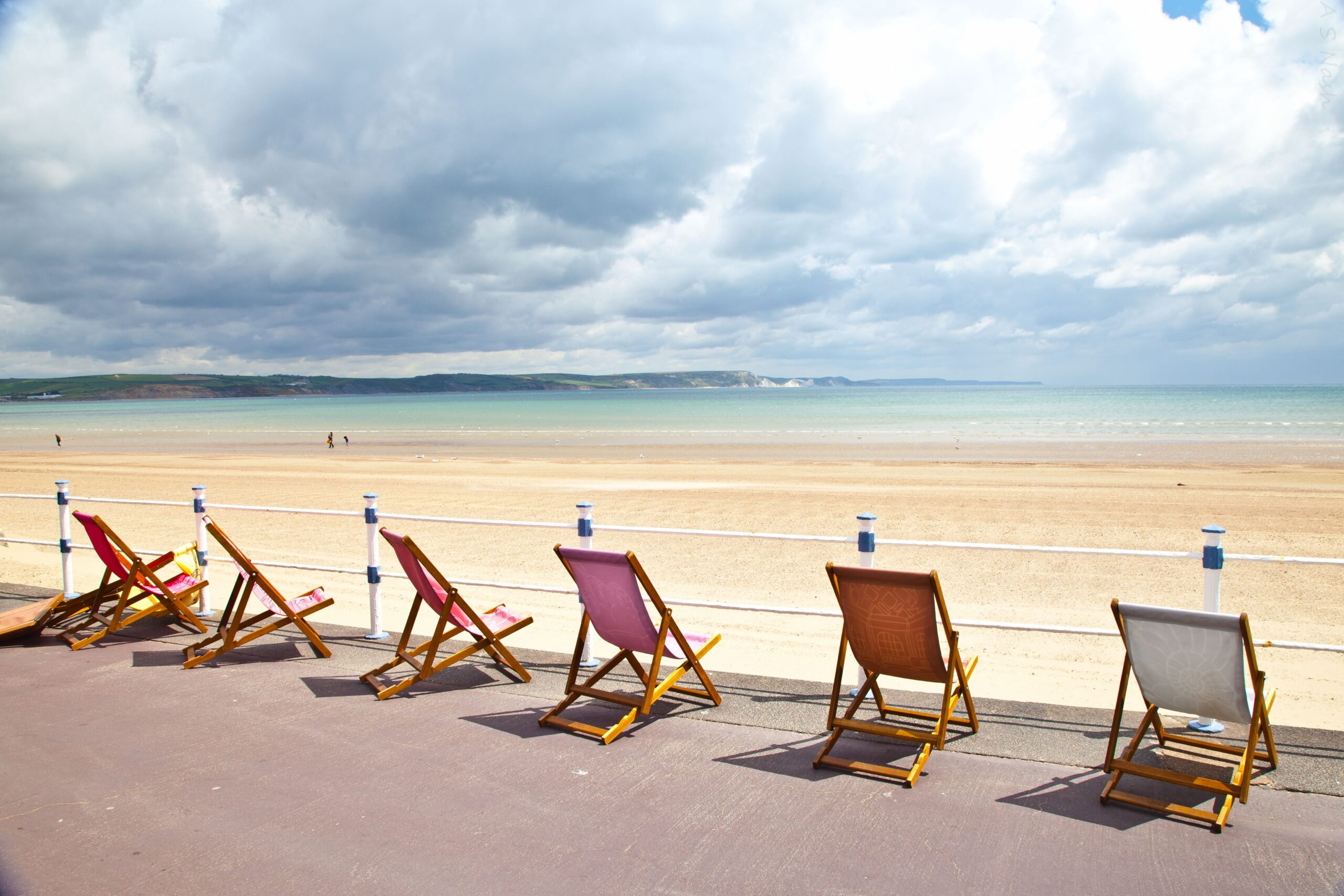 Deckchairs, Weymouth | Excursions