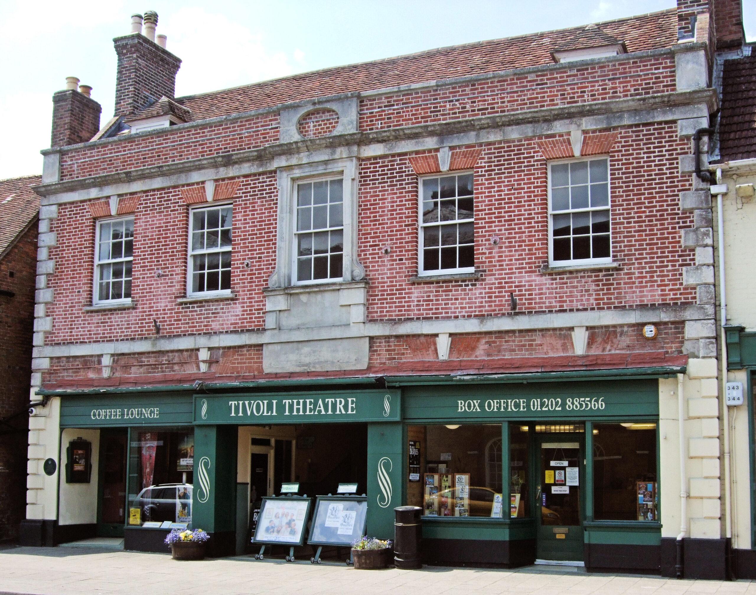 The Tivoli Theatre, Wimborne – Dorset | Deer