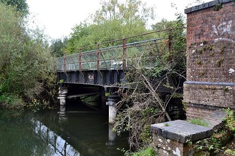 Bridge near Ringwood by Jo Donaldson | Castleman Trailway