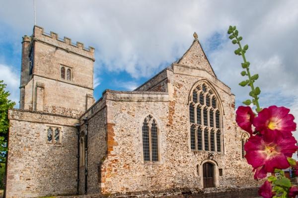 St Mary's Church Fordingbridge   Fordingbridge