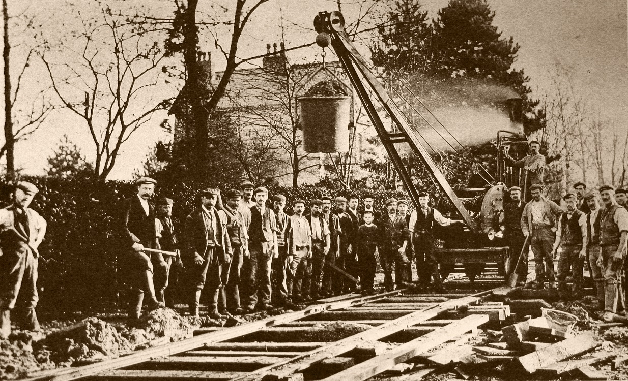 Life of the Railway Navvy | Christchurch