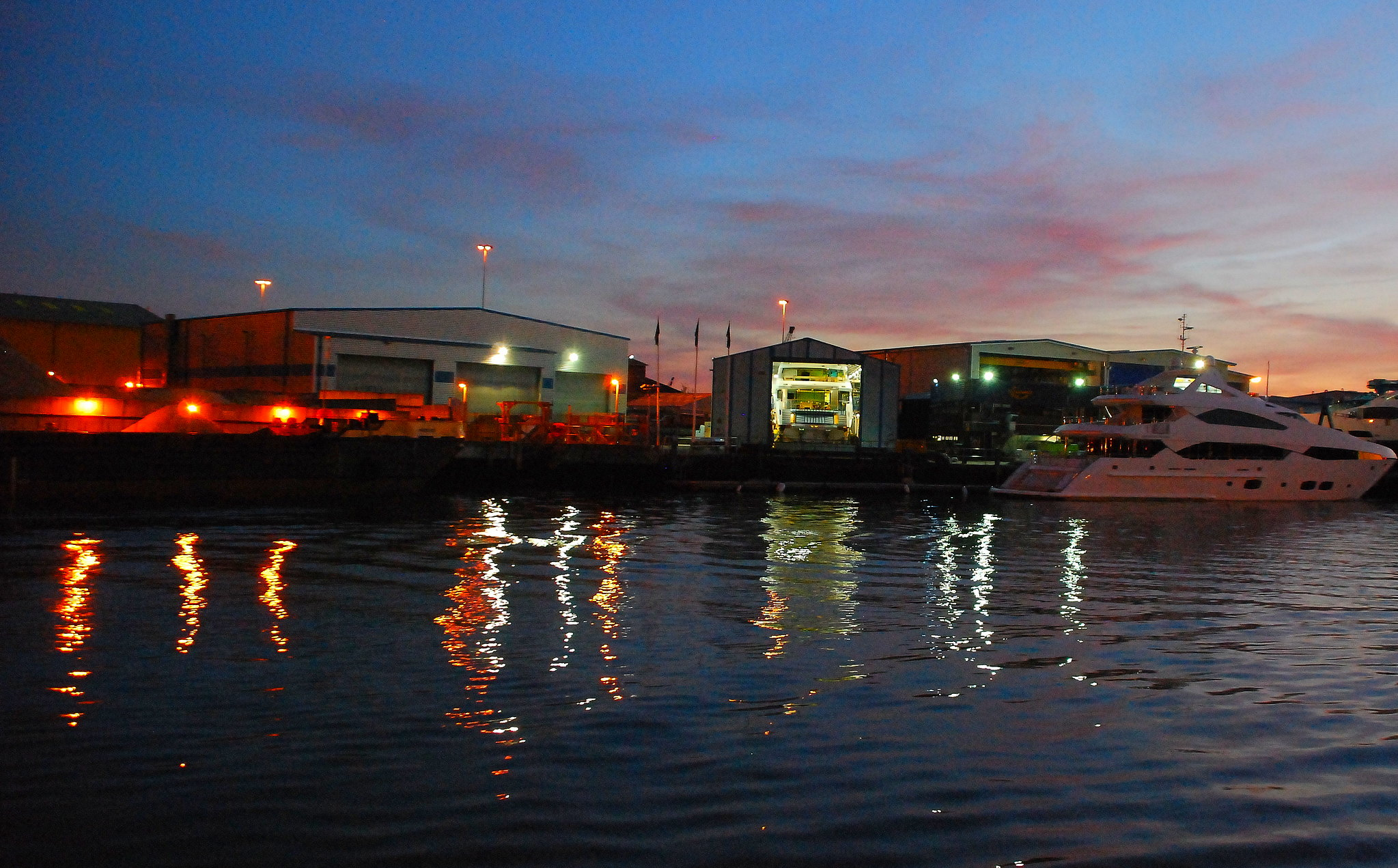 Poole Harbour | Trade Connections