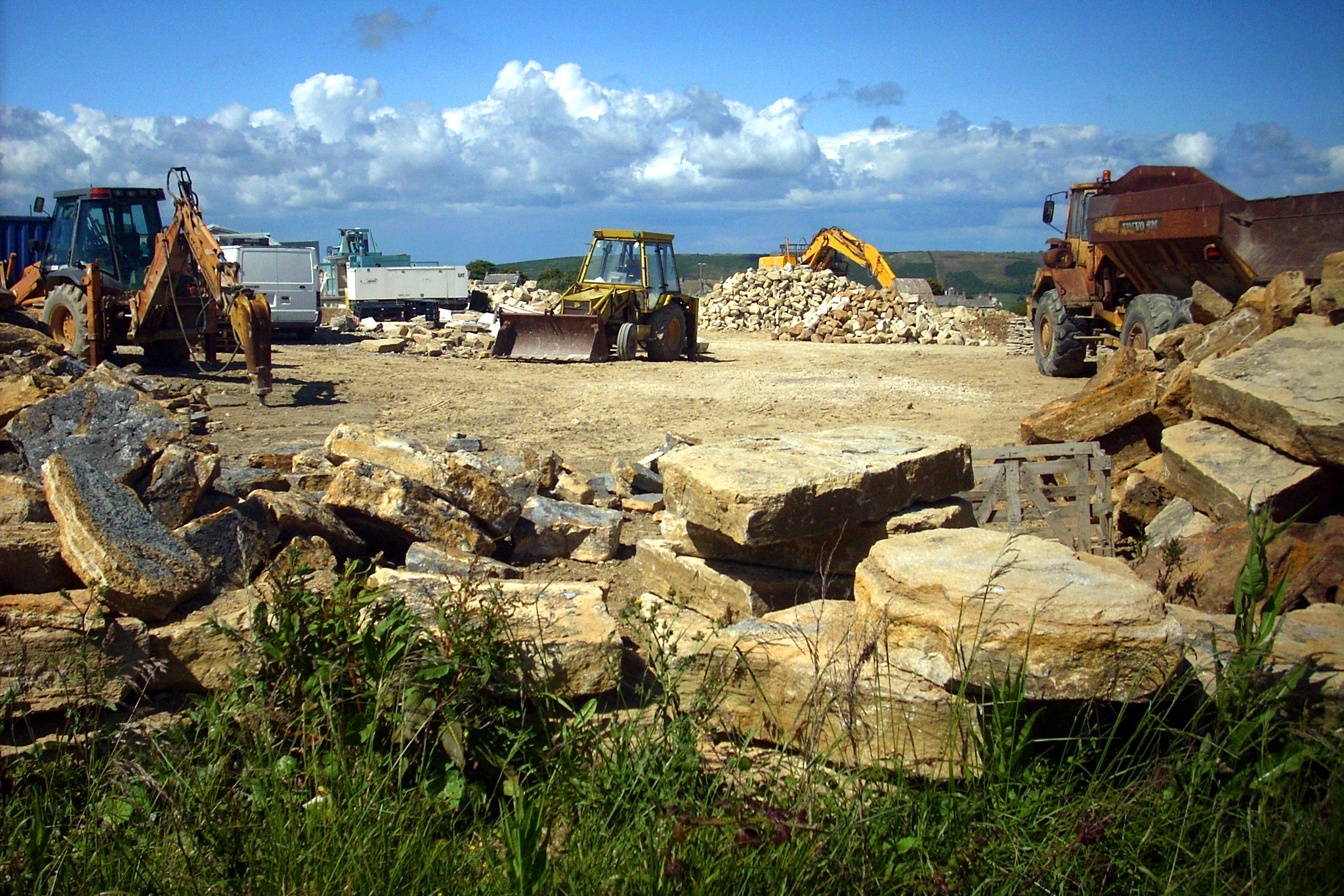 Quarry | Trade Connections