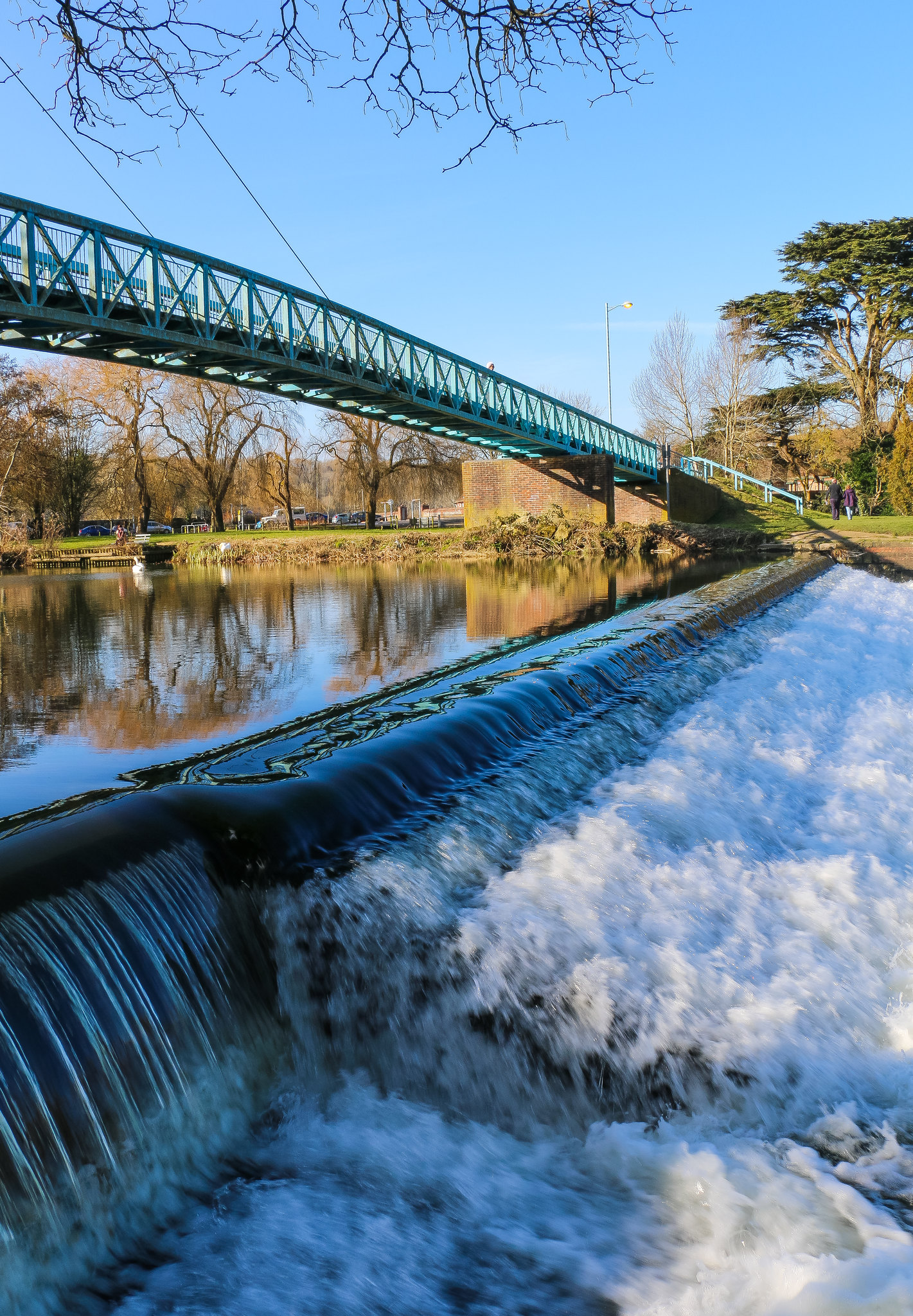 River Stour Blandford | The Stour Valley Way