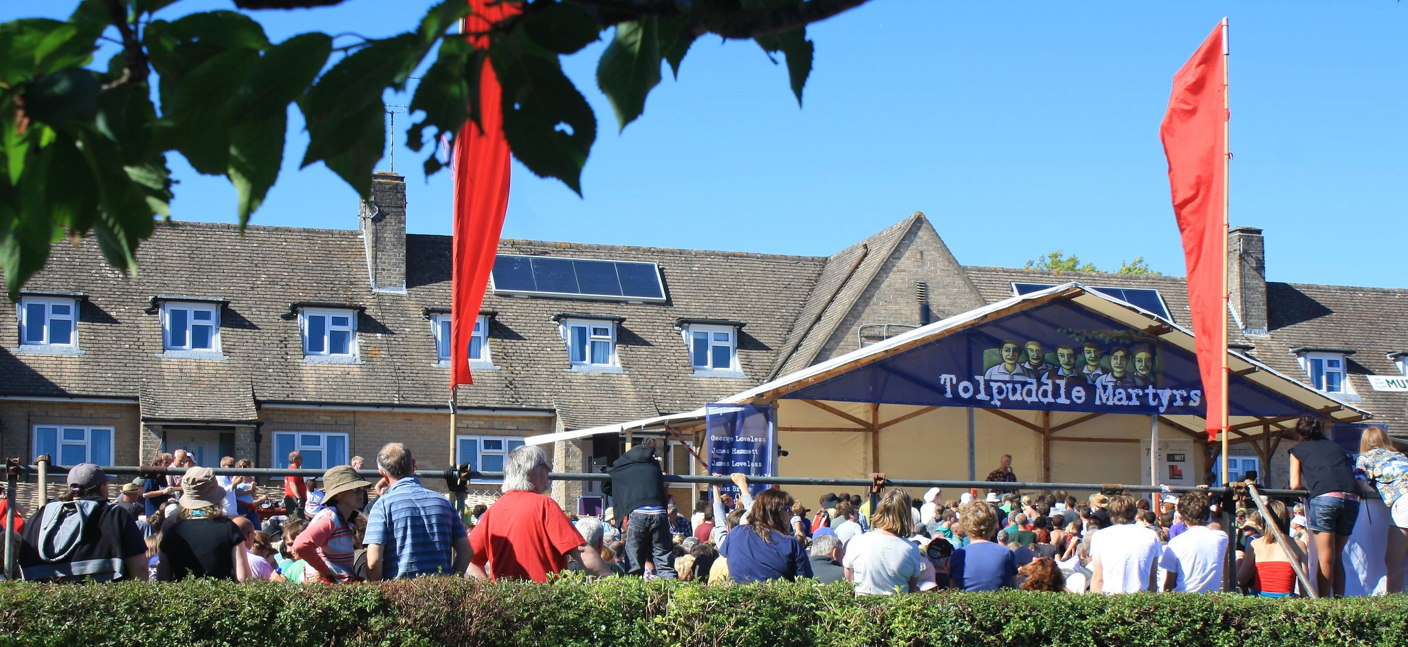 Tolpuddle Festival | The Monmouth Rebellion in Dorset