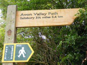 avon-valley-path-sign   The Avon Valley Path