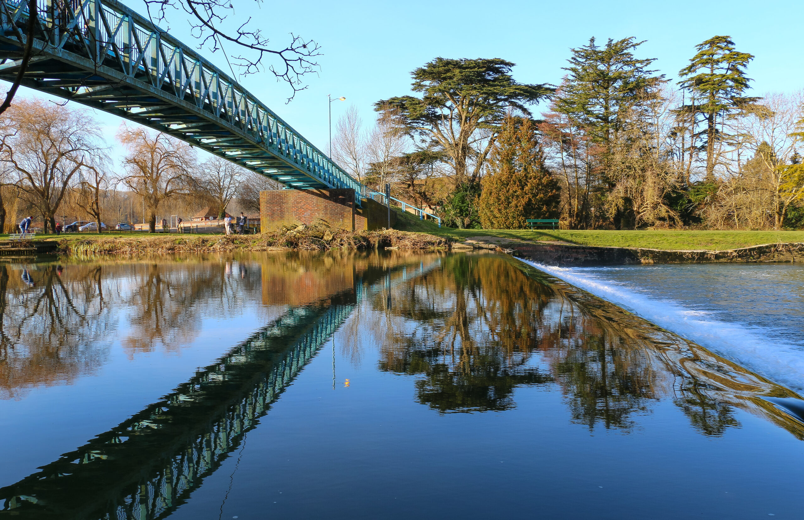 Colours of the River Stour | Blandford Forum