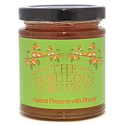 fabfruit-apricot-brandy   Apricot Preserve with Brandy