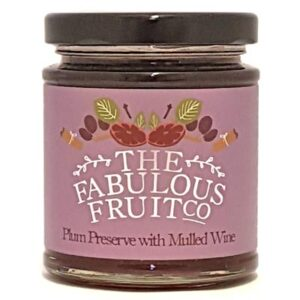 fabfruit-plum-mulled | Plum Preserve with Mulled Wine