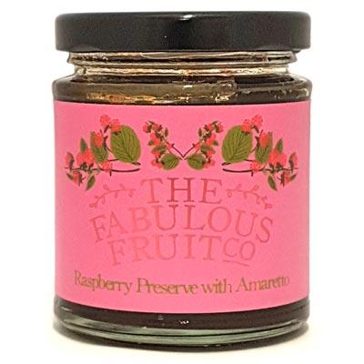 fabfruit-raspberry-ameretto   Raspberry Preserve with Amaretto