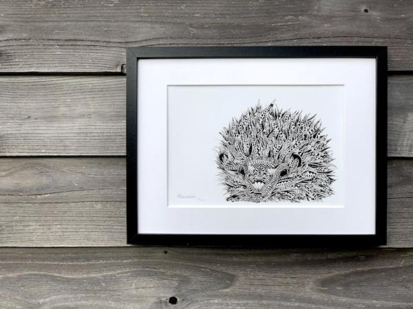 hedgehog TLCS | The Hedgehog