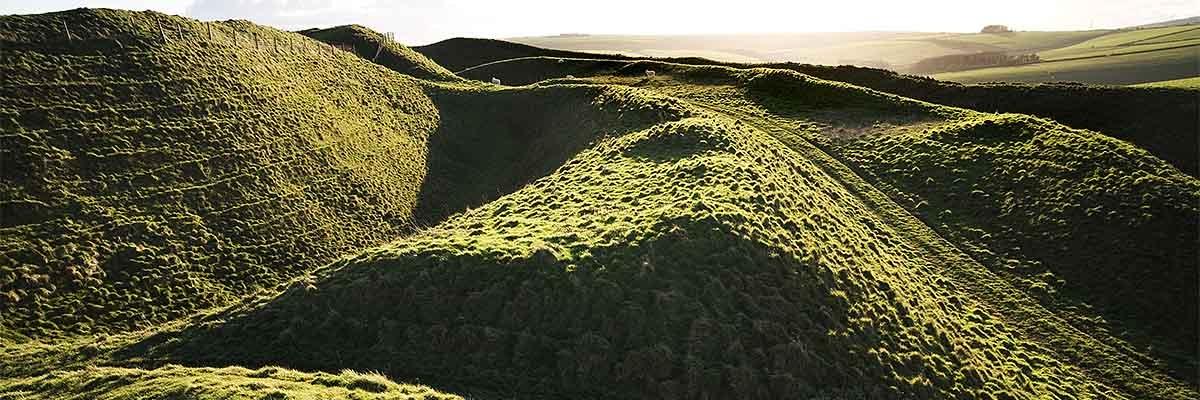 maiden-castle-west-entrance   Maiden Castle