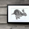 running hare TLCS | The Piglet