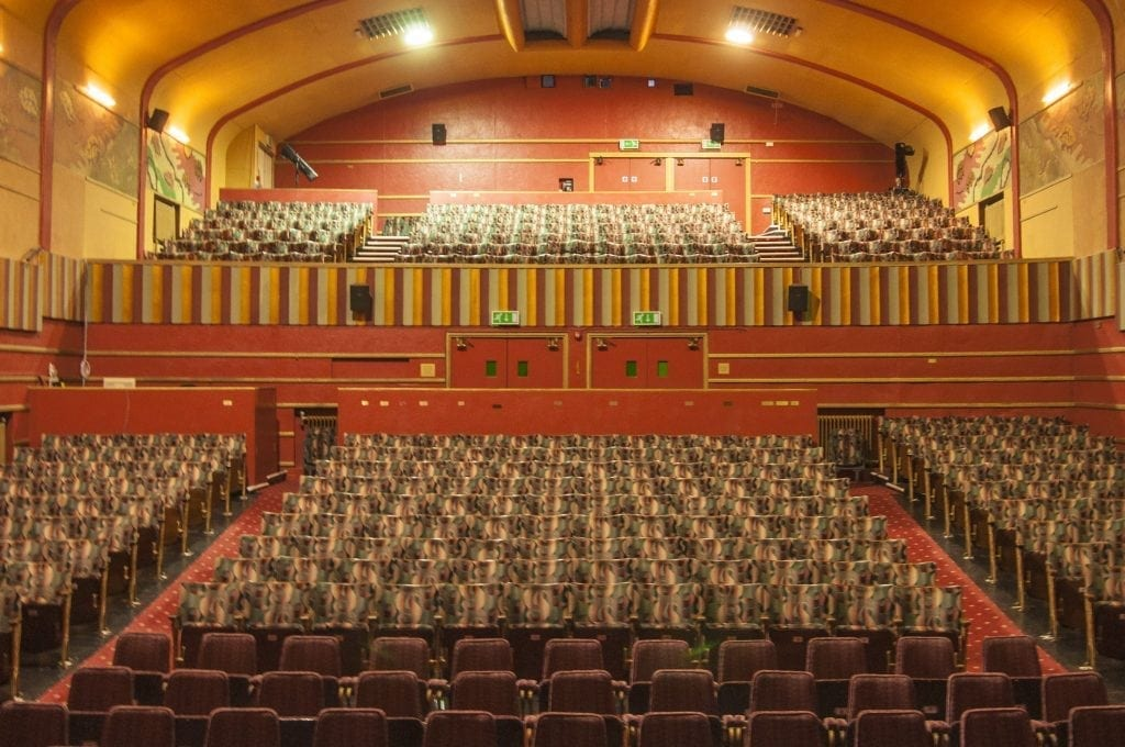 Tivoli Theatre, Wimborne | Art Deco Cinema