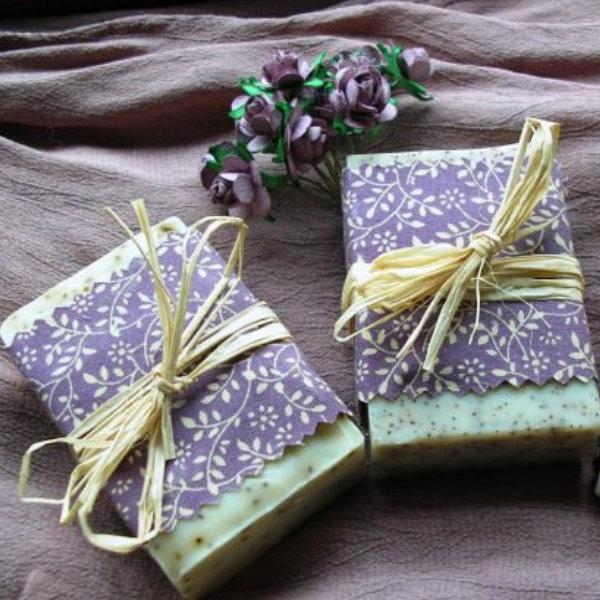 8737E661-06AC-4DE2-8F64-073E539B42E5   Gardeners goatsmilk soap