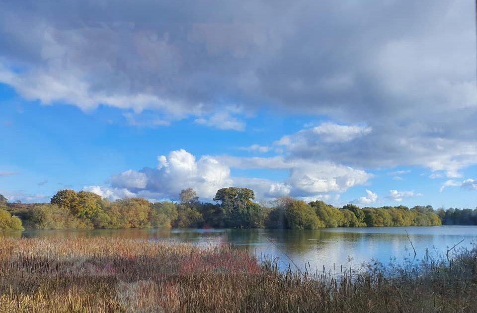 Blashford Lakes   venue