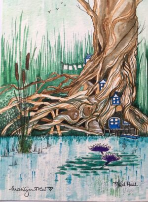 toad-hall | Toad Hall Print