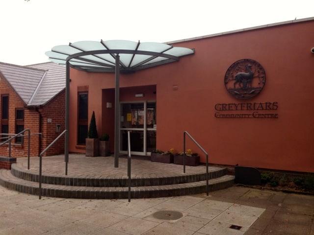 Greyfriars-Community-Centre-Ringwood | Deer