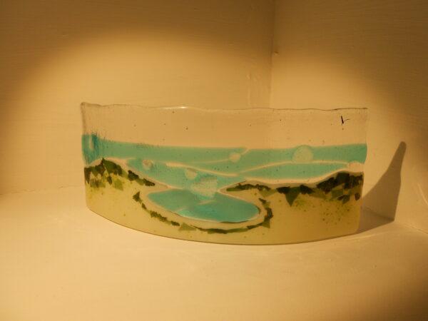 Lulworth curve | Lulworth Cove curve