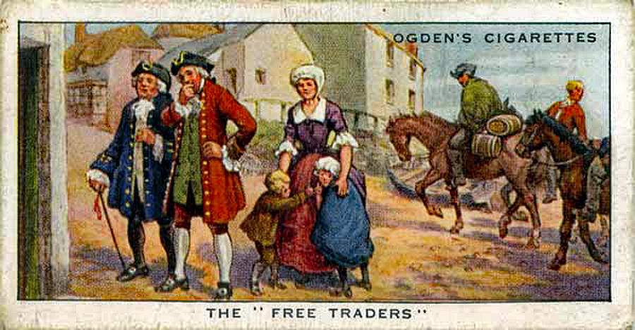 ogdensfreetraders | Smuggling in Christchurch in the 1700's