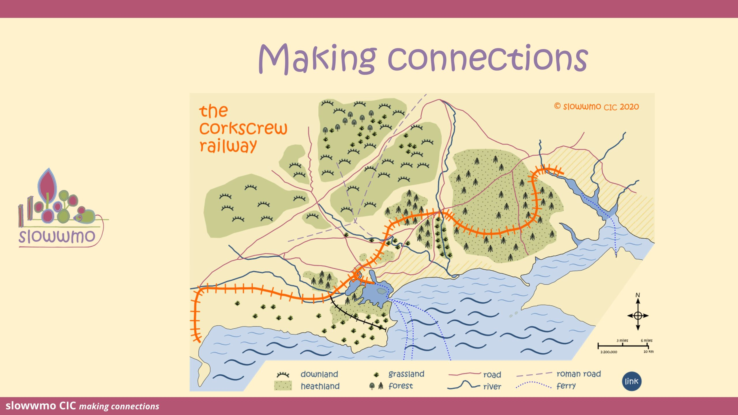 Making Connections (Busy Bees) | Sea Thrift