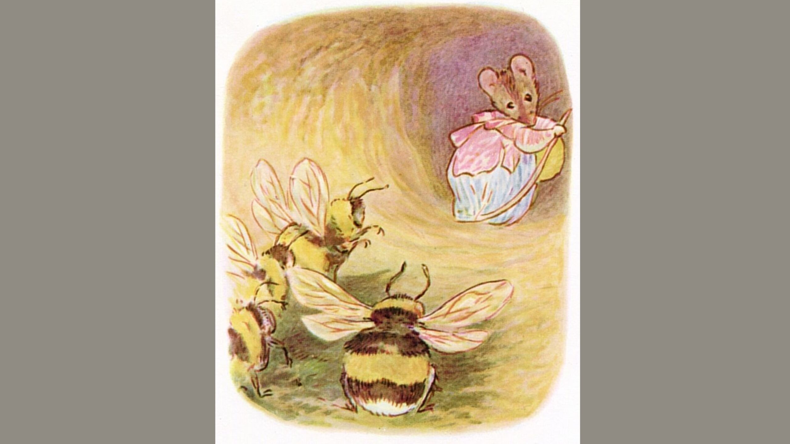 Beatrix Potter and Bees | The New Forest