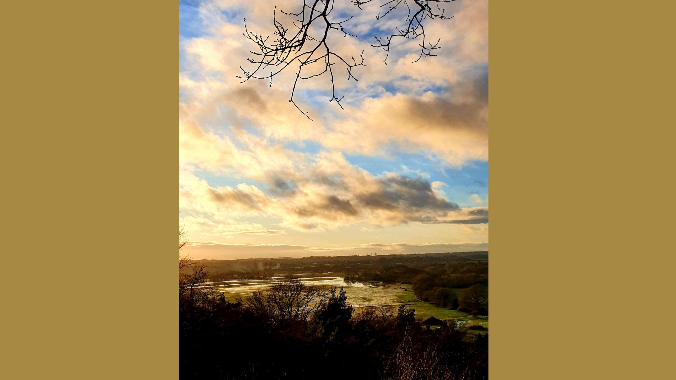 Farewell to Castle Hill | River Avon in Winter